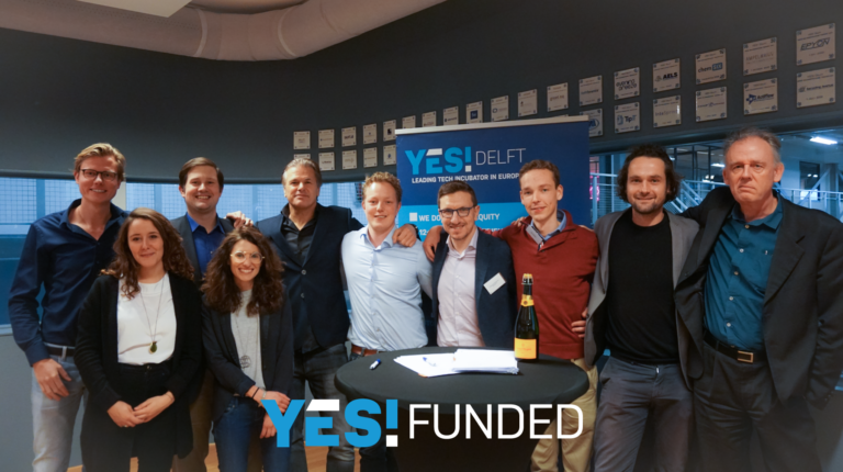 YES!Delft launches YES!Funded