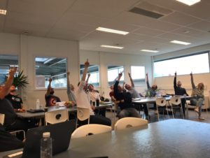 Presenting the new YES!Delft Accelerator batch