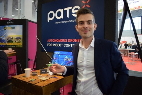 PATS Indoor Drone Solutions- YES!Delft Accelerator