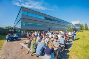 YES!Delft startups are in bloom