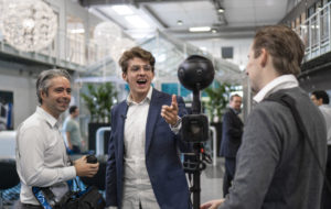 Warp VR YES!Delft success story