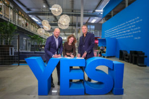 PwC and YES!Delft partnership